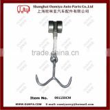 High quality healthy Stainless steel 304 hanging meat hooks , roasted hook cleaned by ultrasonic cleaning machine 091158CM