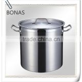 Commercial stainless steel big soup pot