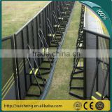 Guangzhou Factory Expandable fence expandable barrier Mojo Barrier/concert barricade
