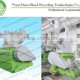 Hot sale high quality brand new low price waste tire recycling machine for rubber powder