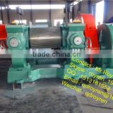 High Efficiency Waste tire recycling rubber powder line radial tire sidewall cutting machine
