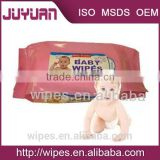 private logo antibacterial cleaning label baby wipes