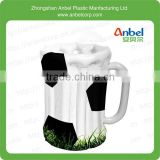 ANBEL INFLATABLE FOOTBALL BEER COOLER - WORLD CUP BRAZIL BBQ SUMMER DRINKS CANS PARTY