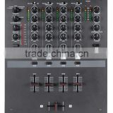 Dj systemd high-quality digital performance mixers Channel & Master CUE,Dry/Wet adjust and Beat mixer