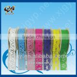 pp decoration lace tape adhesive lace tape stationery tape