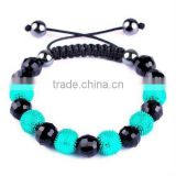 Fashion Style Charm Colorful Shambala Bracelet