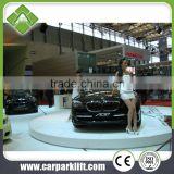 vehicle evolving stage; car showroom turntable; high capacity rotating platform for auto display                                                                         Quality Choice