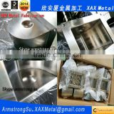 XAX103RH Non standard housing and dispensing toilet tissue stainless steel recessed Toilet Roll Holder