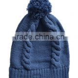 Summer Beanie Hats, Bluetooth Knitted Beanie Caps Winter Music Hat