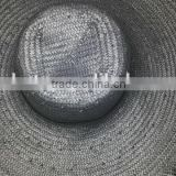 The Most Popular Reliable Quality classic design paper hat body straw hat