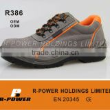 Industrial safety shoes jogger manufacturer R386