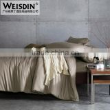 Wholesale cheap 5 star four seasons hotel motel bed sheet bedding sets                                                                         Quality Choice