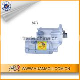 Brand new high quality mini excavator engine parts Starter motor