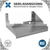 NSF Approval Stainless Steel Microwave Shelf