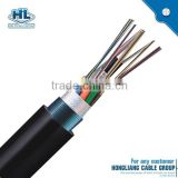 ADSS self support High quality outdoor g652d Stranded style all dielectric optic fiber cable