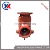 China YONGXING brand iron cast casting fire extinguisher cylinder