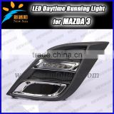 High quality for mazda 3 led daytime running light, beautiful decoration led drl