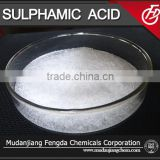 sulphamic acid in inorganic acids 99.5