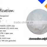 Compound Fertilizer, Ammonium Sulphate Fertilizer