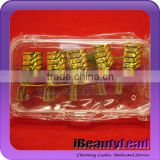 2014 Reusable nail form for nail art C curve shape