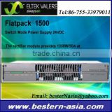 Flatpack 24/1500 Eltek Valere 241114.300 power supply rectifiers 220v to 24v 1500W