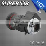 new product top quality 1/2.7inch F1.4 Mega Pixels manual cctv zoom lens for board camera 5-50mm