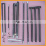1600C electric lab furnace silicon carbide rod ED type SiC heating rod