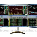 55 Inch Commercial grade video wall lcd video wall with videowall monitors for live broadcast