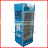 190L commercial refrigerator showcase, Upright Showcase Display, Cooler Display Cabinet,