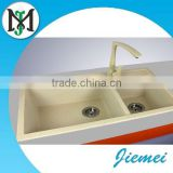 bathroom vanity cabinets kitchen hand wash basin above counter sinks with quartz stone material