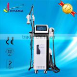 Ultrasound Fat Reduction Machine OYAGA N8+2 Rf Vacuum Cavitation Belly Slimming Machine 5 In 1 Slimming Machine