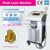 Germany Diode Medical CE All Skin Types Fast Hair Removal 808nm diode laser 20Hz beauty laser machine