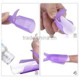 10 Pcs/Lot Nails Remover Soak Off Cap Clip Nail Art Tool Acrylic UV Gel Polish Remover Cap Wrap
