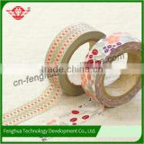 High quality famous brand adhesive circle tape
