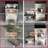 250-1500kg/h Home/Restaurant/Industrial Use Automatic Stainless Steel vertical meat slicer For Slice,Strip, Diced Shape