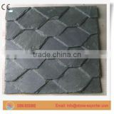 Chinese diamond Shape roof decoration tile