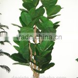 artificial green bonsai [PZ-05]( tropical rainforest / Jungle tree sale of Este )