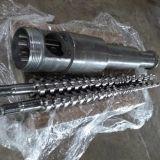 120mm screw barrel for 1 year warrenty for plastic making machine
