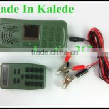 hunting bird caller with remote control and timer from original factory of Kalede Outdoor