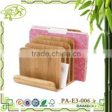 Aonong Home Office Products Bamboo 5 Tier Organizer Natural