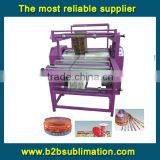 Roller Heat Press sublimation Rotary Heat Transfer Lanyard Machine Model 600-500 with CE Certificate