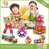 40pcs DIY Magnetic Building Blocks Set Magnet TOY Educational Toy magnetic building tiles