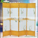 Solid Wood Living Room Furniture Home Decoration Folding Screen Floor Screen lows room partition