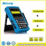Micsig MS210T 100MHz 2 channel digital storage handheld oscilloscope with multimeter