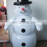 Factory customized inflatable snowman inflatable Christmas snowman toy