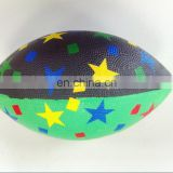 3# Promotional rugby ball,new design america football