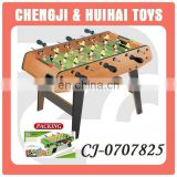 supper wood grain wooden classic sport foosball table for kids
