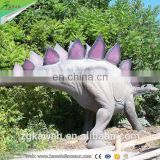 KAWAH Theme Park Attractive Dinosaur Life-Size Artificial Dinosaur Robot For Sale