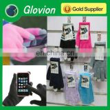 NEW touch screen gloves for Iphone colorful touch screen gloves wool touch screen gloves