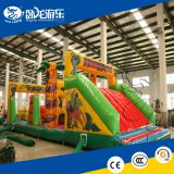 kids obstacle course manufacturer, commercial inflatable playground obstacle course